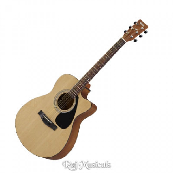 Yamaha FS80C Natural Acoustic Guitar