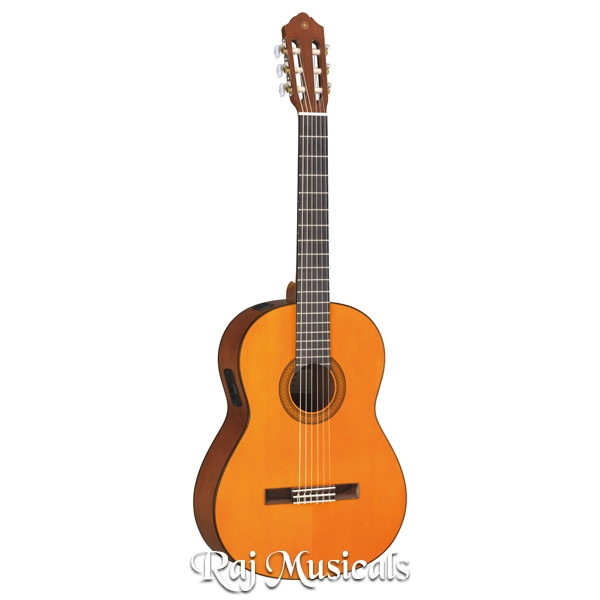 Yamaha CGX102 Semi Classical Guitar