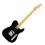 Fender Player Telecaster MN Electric Guitar - Black 0145212506