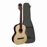 Lag Occitania 70 OC70 Solid Spruce Top Classical Guitar