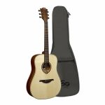 Lag Tramontane T88D Dreadnought Acoustic Guitar