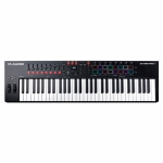 M-Audio Oxygen Pro 61 USB Powered MIDI Controller With Smart Controls and Auto-Mapping