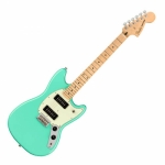 Fender Player Mustang 90 Maple Fingerboard Electric Guitar - Seafoam Green