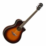 Yamaha APX600 Electro-Acoustic Guitar - Old Violin Sunburst