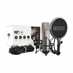 Rode NT1-A Vocal Condenser Microphone Package