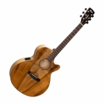 Cort SFX-Myrtlewood 6-Strings Electro-Acoustic Guitar - Natural Gloss
