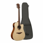 Lag Tramontane 70 T70DCE Dreadnought Cutaway Acoustic-Electric Guitar