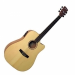 Cort Earth Grand Semi Acoustic Guitar