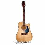 Farida Marina D-8CE Semi Acoustic Guitar