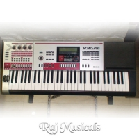 Casio XW-G1 Groove Synthesizer Display Model