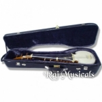 Sarod Fiberglass Case With Wheels