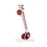 S-07 Sitar Double Gourd Decorated Model