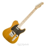fFender Squier Affinity Telecaster Butterscotch Blonde Electric Guitar