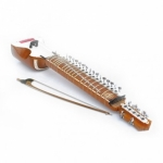 Dilruba Raj Academy Model With Fiberglass Case