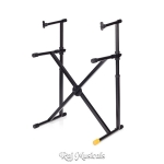 Hercules KS210B Double X Keyboard Stand