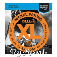 D'Addario EXL110BT Nickel Wound Electric Guitar Strings
