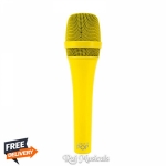 MXL POP LSM-9 Yellow Premium Dynamic Vocal Microphone