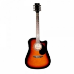 Pluto HW41CE-101 Semi Acoustic Guitar