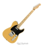 Fender Player Telecaster MN Electric Guitar - Butterscotch Blonde