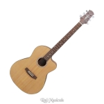 Ashton D10C Natural Matt 39-Inch Cutaway Acoustic Guitar