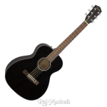 Fender CT-60S Acoustic Guitar - Black