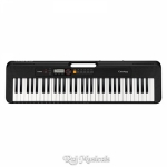 Casio CT-S200 BK Casiotone Portable Keyboard With Adaptor