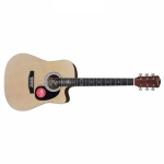 Fender Squier SA-150C Cutaway Acoustic Guitar - Natural