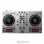 Pioneer DDJ-400-S 2-channel DJ Controller for rekordbox dj (Silver)