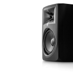 JBL 308P MkII Powered 8-Inch Two-Way Studio Monitor Single