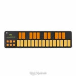 Korg nanoKEY2 Limited Edition USB Slim-Line USB MIDI Controller Orange-Green