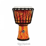 Latin Percussion LP1607OM 7-Inch Rope Tuned Circle Djembe With Perfect-Pitch Head