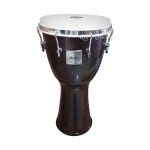GB&A DJMR12-N 12-Inch Mechanical Tuned Wooden Djembe