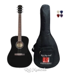 Fender CD-60 Dreadnought Acoustic Guitar - Black