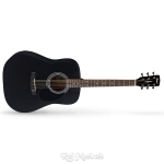 Cort AD-810 Acoustic Guitar - Black Satin