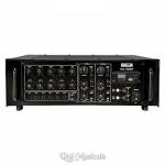 Ahuja TZA-2000DP 200-Watts 2 Zone PA Mixer Amplifier
