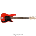 Fender Squier Affinity Precision Bass PJ Bass Guitar - Race Red