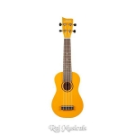Ashton UKE110YL Soprano Ukulele With Bag