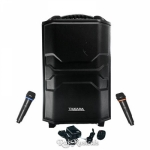 Takara T-6112 12-Inch Portable Trolley Speaker
