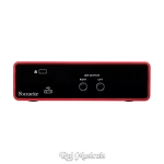 Focusrite Scarlett Solo Studio 3rd Generation USB Audio Interface