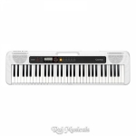 Casio CT-S200 WE Casiotone Portable Keyboard With Adaptor