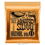 Ernie Ball Hybrid Slinky Nickel Wound Electric Guitar String 9-46 Gauge
