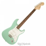Fender Squier Affinity Stratocaster SSS Electric Guitar - Surf Green