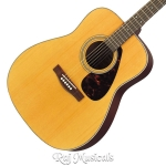 YAMAHA F370 ACOUSTIC GUITAR_4