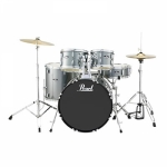 Pearl ROADSHOW RS525SC 5 Pcs Drum Set - Charcoal Metallic
