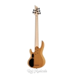 ESP LDT B155DX Honey Natural 5-String Bass Guitar